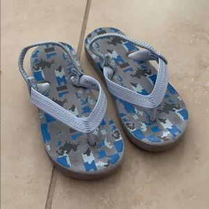 Minecraft sandals